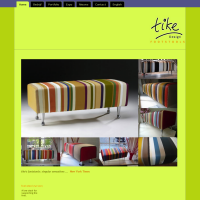 Tike Design Footstools